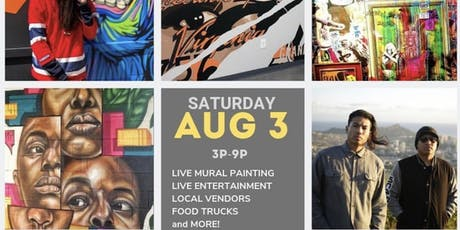 Workhouse Mural Project and Festival tickets