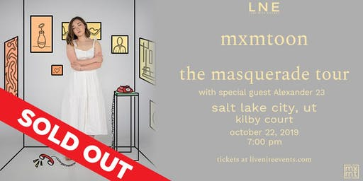 mxmtoon - the masquerade tour