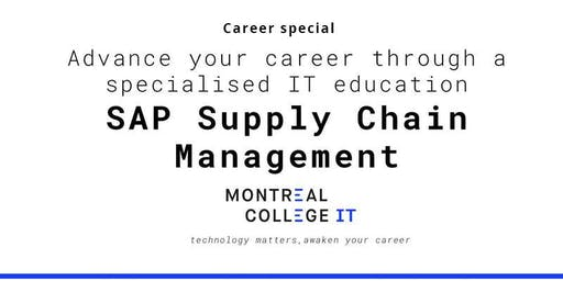 Career pathway program in Supply Chain Management: SAP