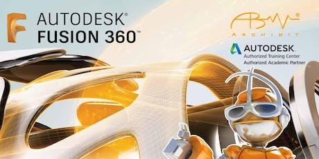 OPEN DAY FUSION 360 - ArchiBit Generation s.r.l. - Roma Nord biglietti