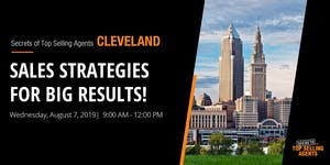 Secrets of Top Selling Agents Cleveland