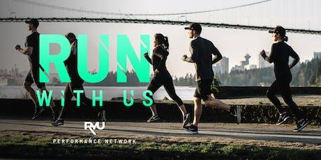 Run with Us at RYU Fashion Island, Newport Beach tickets