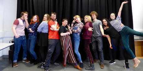 Acting Summer School for Beginners (Adult/16+) 5-9 August 2019 tickets