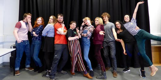 Acting Summer School for Beginners (Adult/16+) 5-9 August 2019
