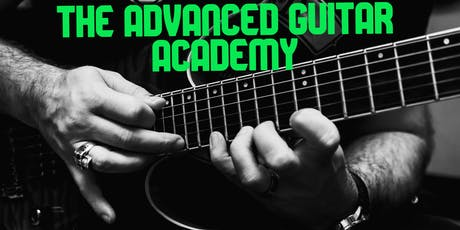 Advanced Guitar Academy Assessment tickets
