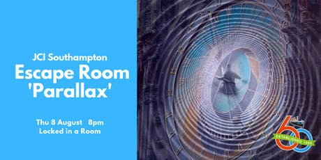JCI Southampton Escape Room - Parallax tickets