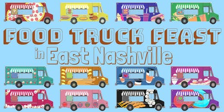 Food Truck Feast in East Nashville tickets