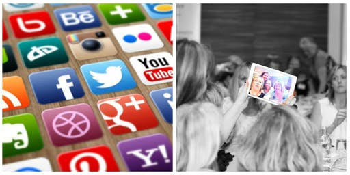 Exclusive I AM WOMAN Bring-&-Share Social Media Master Class