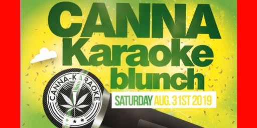 CannaKaraoke Blunch