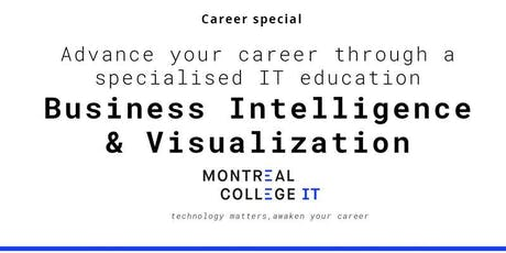 Career pathway program- Business Intelligence & Visualization Analyst tickets