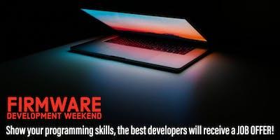 Firmware Development Weekend