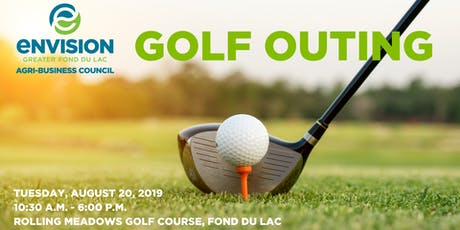 Envision Greater Fond du Lac Agri-Business Council Golf Outing tickets