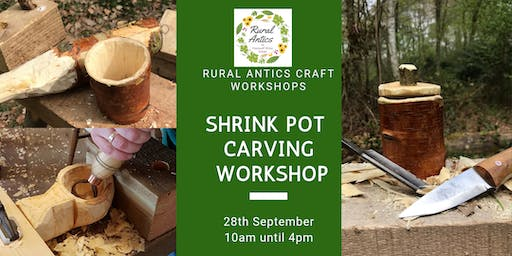Shrink Pot Workshop