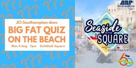 JCI Southampton Pub Quiz Team - August tickets