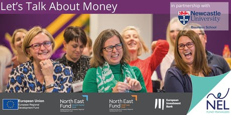 Let's Talk About Money - in partnership with Newcastle University Business School tickets
