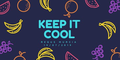"Picoteo ""Keep it cool"" - Regus Murcia  entradas"