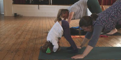 Toddler and Pre-School Yoga