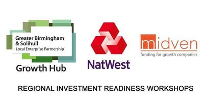Growth Hub Investment Readiness Workshops