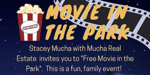 2nd Annual Movie In The Park