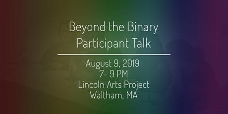 Beyond the Binary Participant Talk tickets