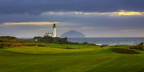 King Robert the Bruce from the Tips at Trump Turnberry tickets