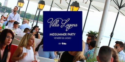 Villa Laguna Midsummer Party • 26 Luglio