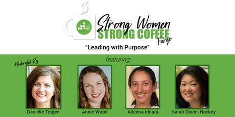 Strong Women, Strong Coffee - Leading with Community tickets