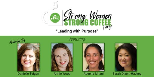 Strong Women, Strong Coffee - Leading with Community