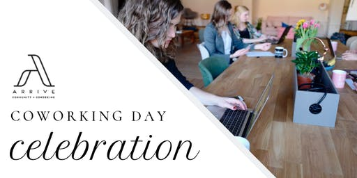 Coworking Day Celebration