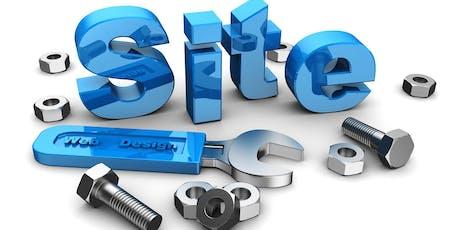 Atelier Entrepreneuriat : La communication digitale (sensibilisation sites internet) tickets