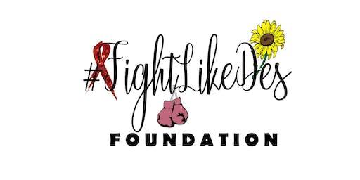 FightLikeDES Run/Walk 2019