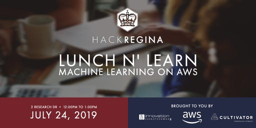 Lunch n' Learn: Machine Learning on AWS