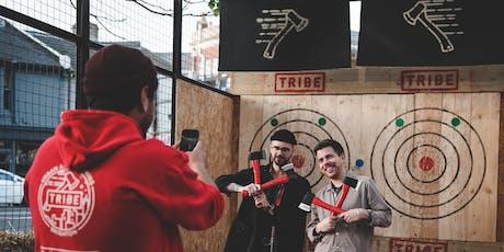 Pop-up Axe Throwing @ Sea Lanes Brighton tickets