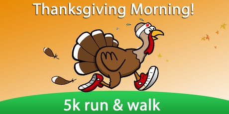 Turkey Trot tickets