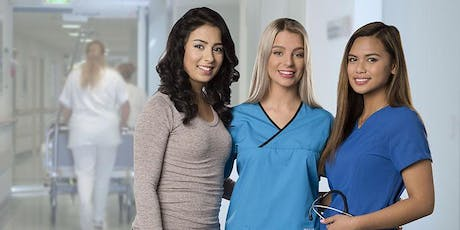 Free Admin Careers in Health Care Info Session: August 15 (Evening) tickets