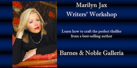 Mystery Writers' Workshop with Marilyn Jax tickets