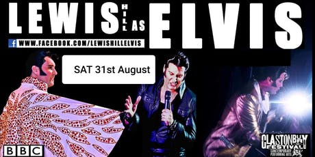 Elvis Tribute - with Lewis Hill tickets