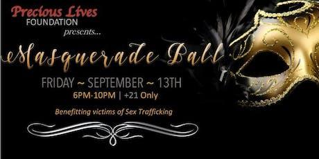 Precious Lives Foundation presents... Masquerade Ball tickets