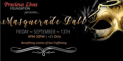 Precious Lives Foundation presents... Masquerade Ball