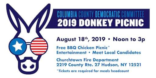 CCDC 2019 Donkey Picnic