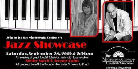 Jazz Showcase for Scholarships tickets