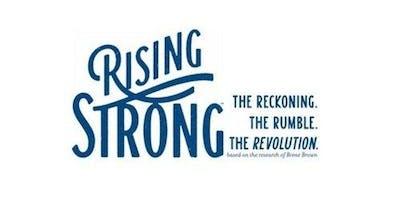 Rising Strong™ Workshop (Brussels 2019)