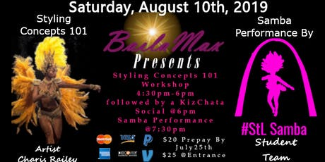 Styling Concepts 101 tickets