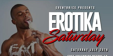 Erotika Saturday @ Stage 48 - 6 Stippers - Free Before 12 tickets