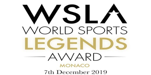 2019 Monaco World Sports Legends Award-Gala Dinner & Show & Award Ceremony