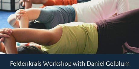 Feldenkrais with Daniel Gelblum tickets
