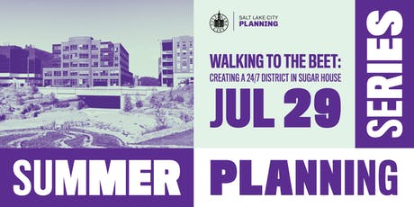 Summer Planning Series // Walking to the Beet tickets