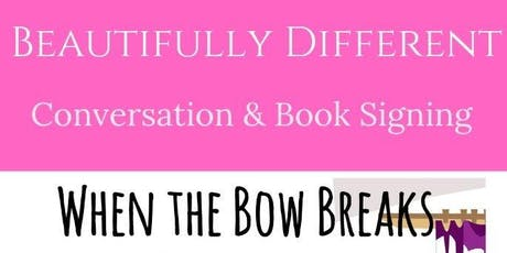 Beautifully Different Conversation and Book Signing tickets