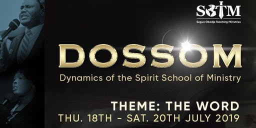 Dynamics of The Spirit School of Ministry (DOSSOM) Online Participation