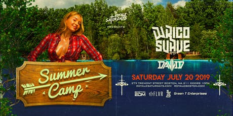 Royale Saturdays: Summer Camp tickets